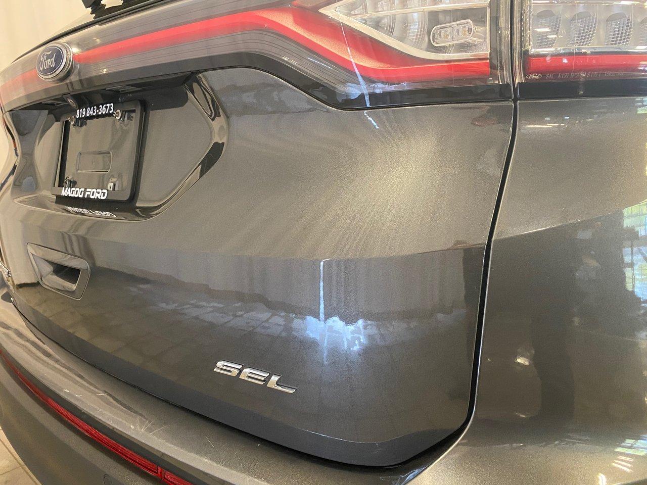 2017 Ford Edge SEL AWD / JAMAIS ACCIDENTEE