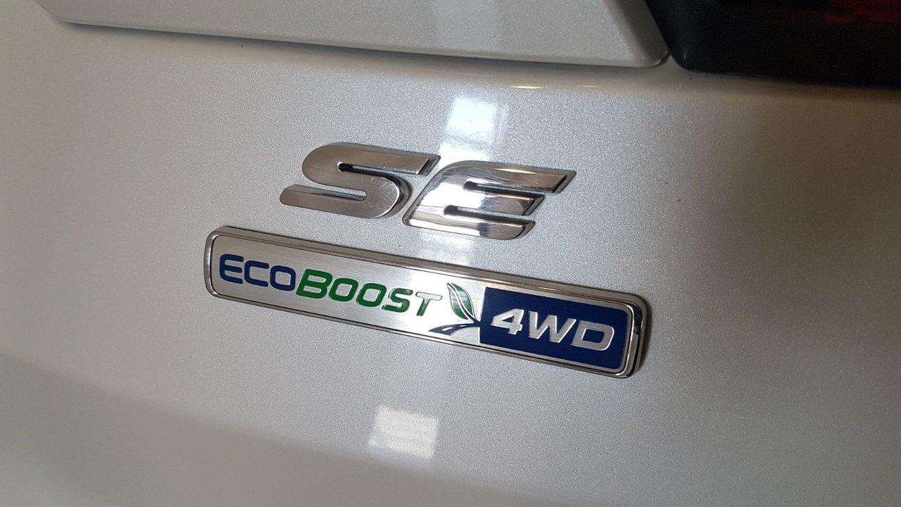 2017 Ford Escape SE AWD / JAMAIS ACCIDENTÉE
