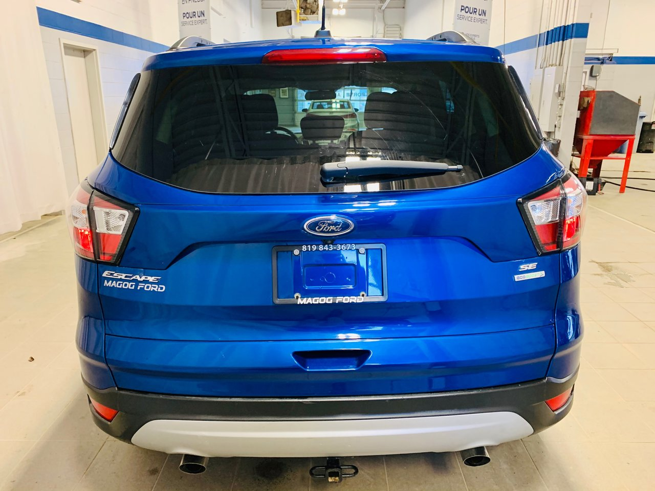 2018 Ford Escape SE FWD / JAMAIS ACCIDENTEE