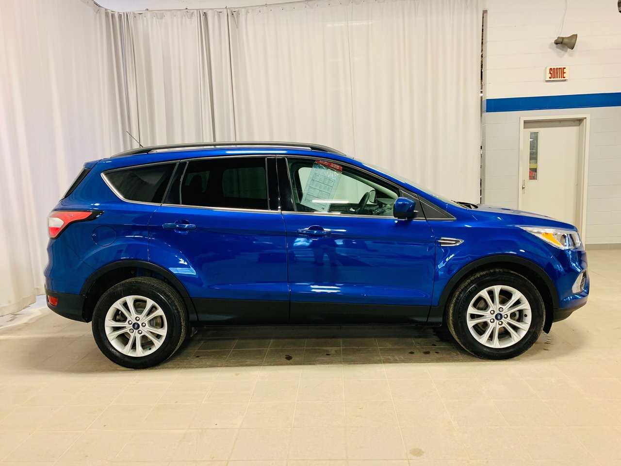 2018 Ford Escape SE FWD / JAMAIS ACCIDENTEE