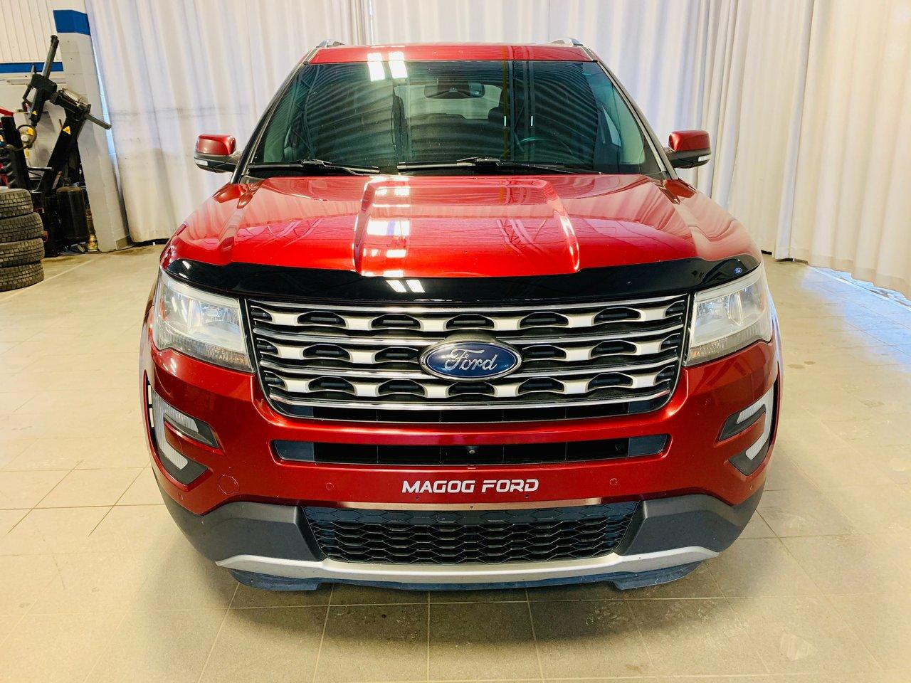 2016 Ford Explorer Limited AWD 3.5L / JAMAIS ACCIDENTEE