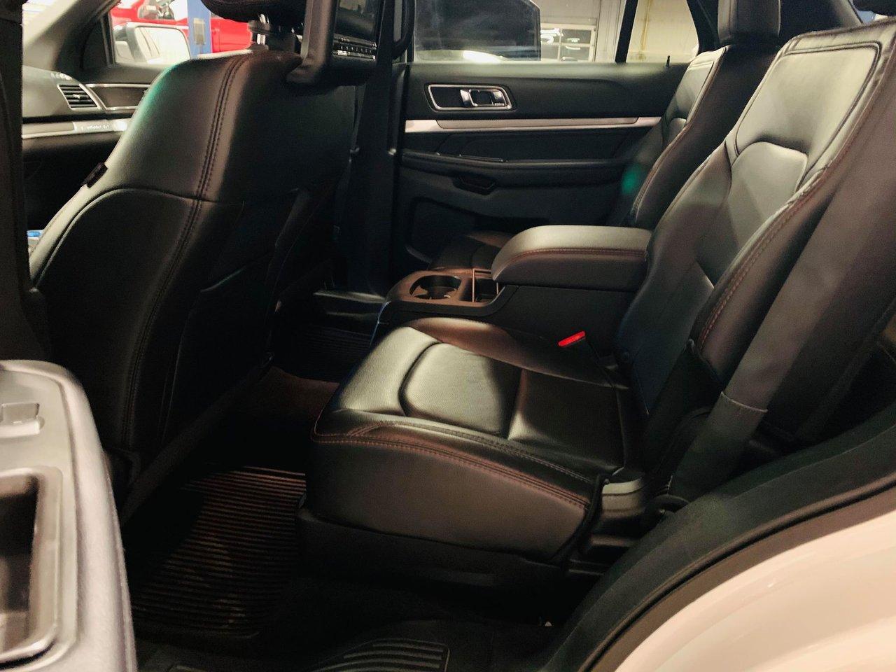 2017 Ford Explorer 4WD 4dr Sport / JAMAIS ACCIDENTEE