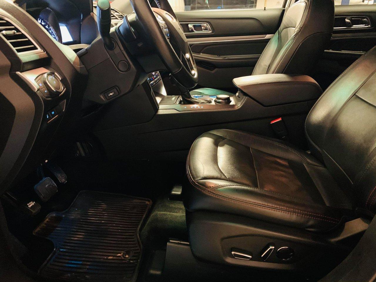 2017 Ford Explorer 4WD 4dr Sport