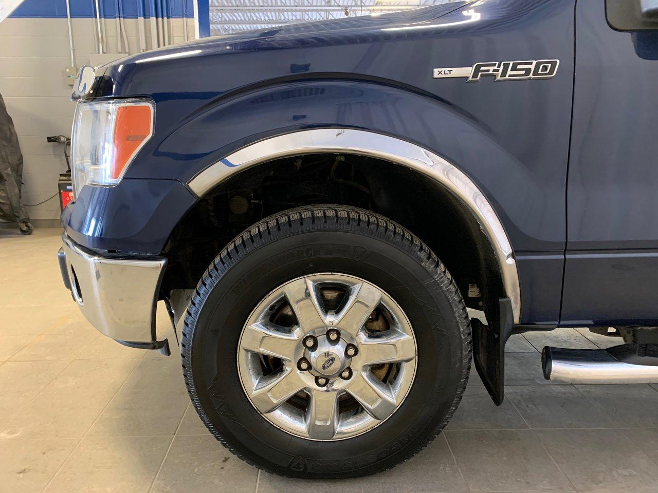 2011 Ford F-150 XLT 4X4 XTR
