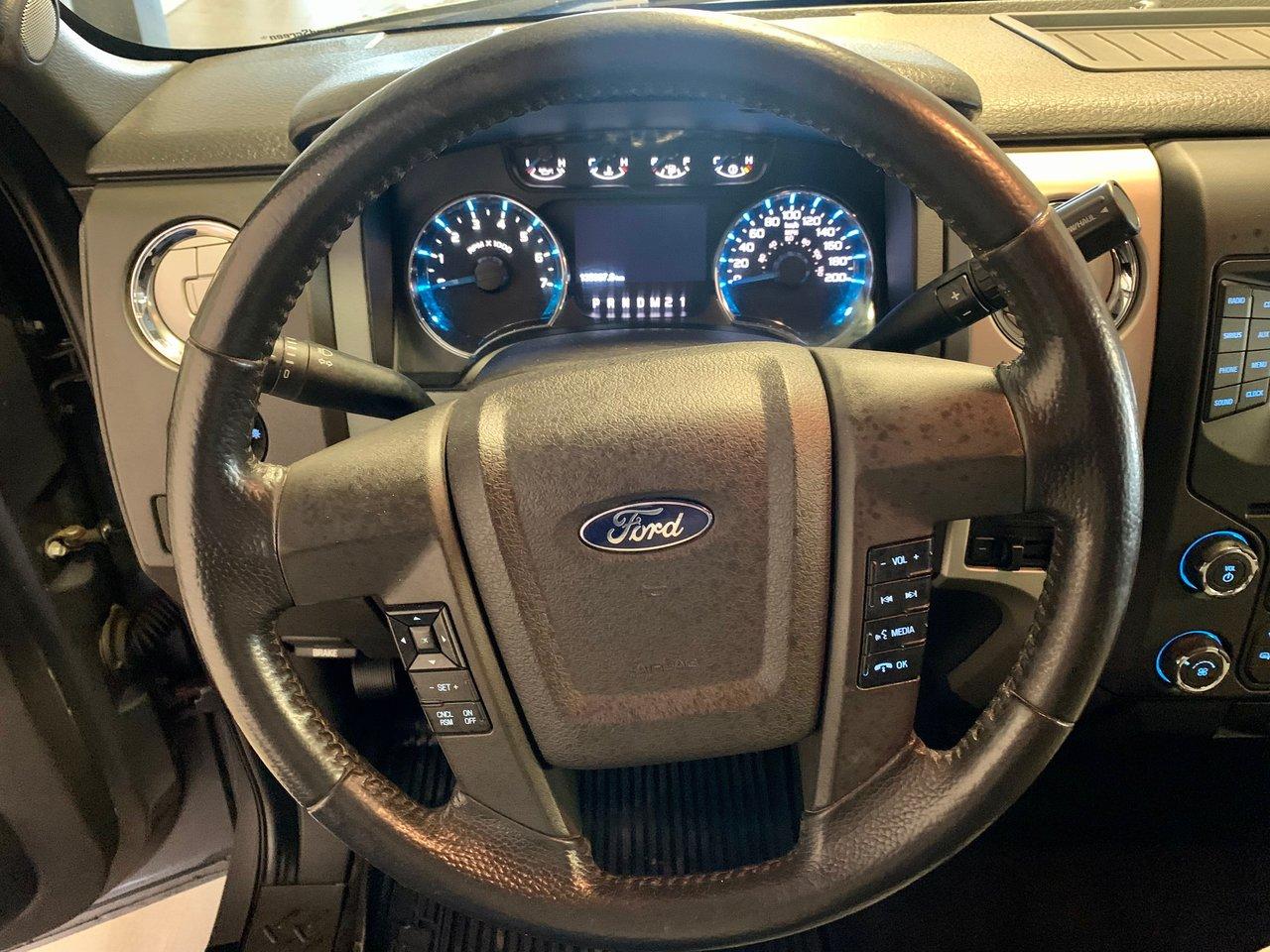 2013 Ford F-150 XLT 4X4 BOÎTE DE 8 PIEDS