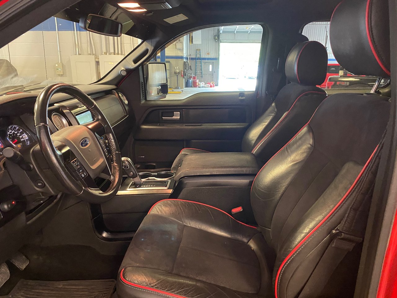 2013 Ford F-150 FX4 402A SUPERCREW 3.5 ECOBOOST