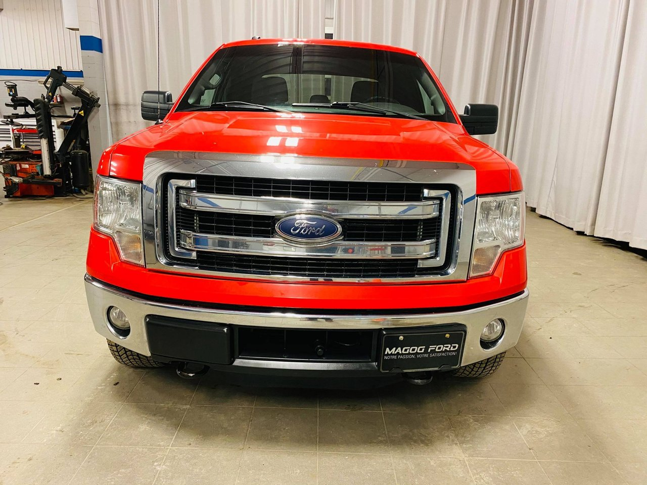 2014 Ford F-150 4WD SuperCrew 157  XLT