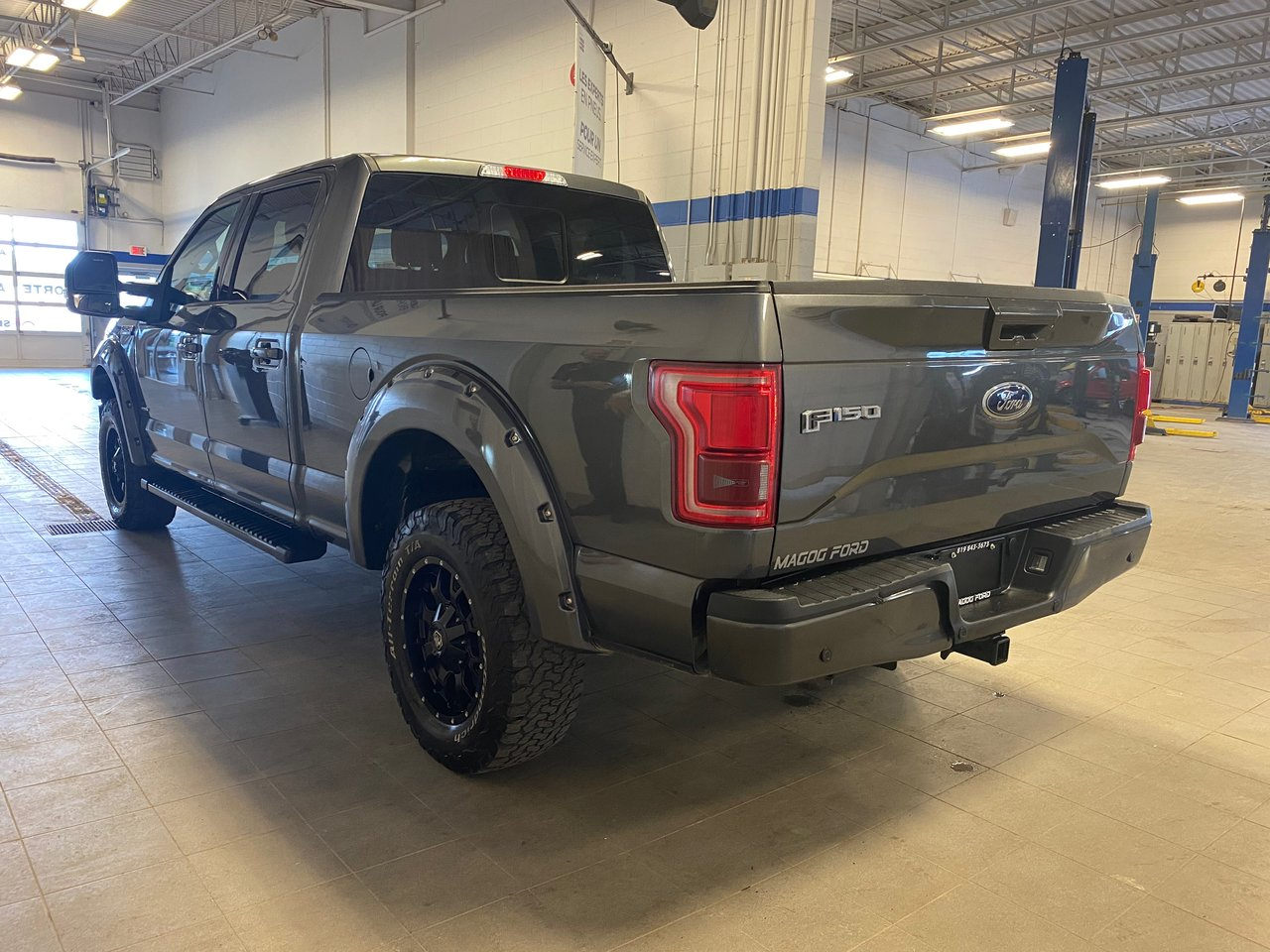 2017 Ford F-150 LARIAT 502A 4X4 / JAMAIS ACCIDENTEE