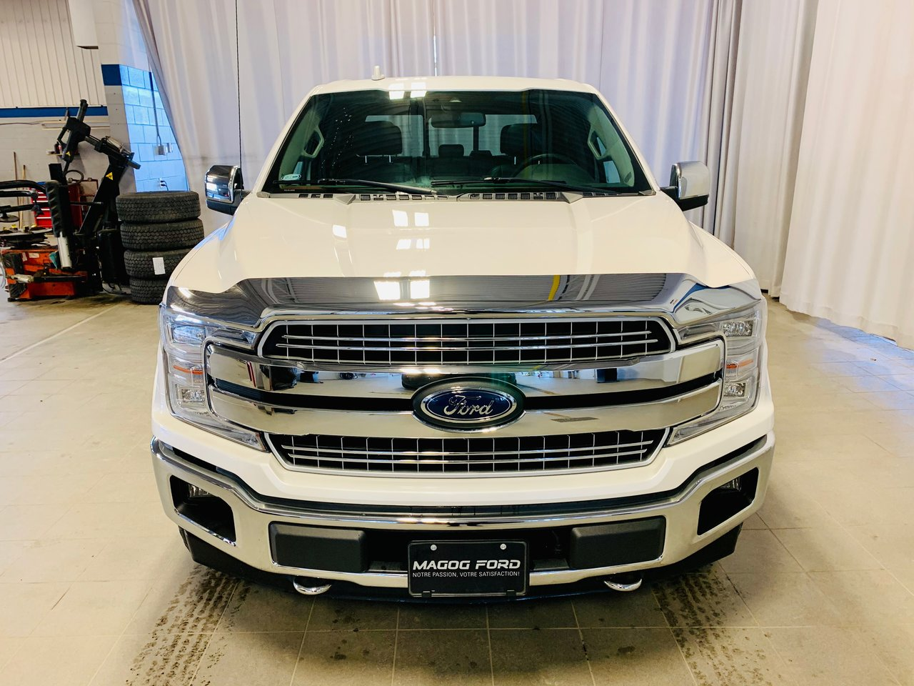 2018 Ford F-150 LARIAT 502A 4X4 / JAMAIS ACCIDENTEE