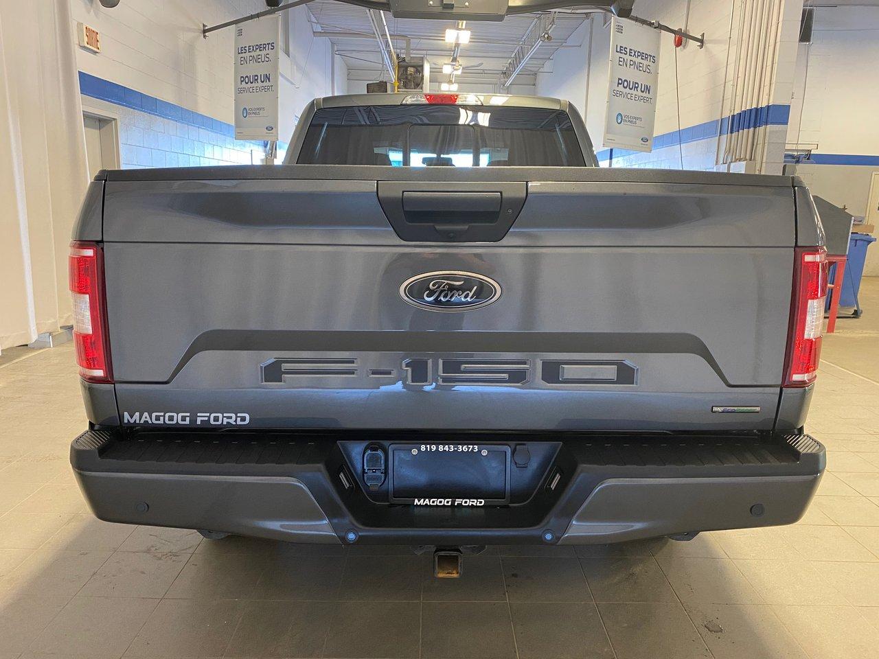 2020 Ford F-150 XLT 302A ENSEMBLE DECO NOIR MAX TOWING 3.5L