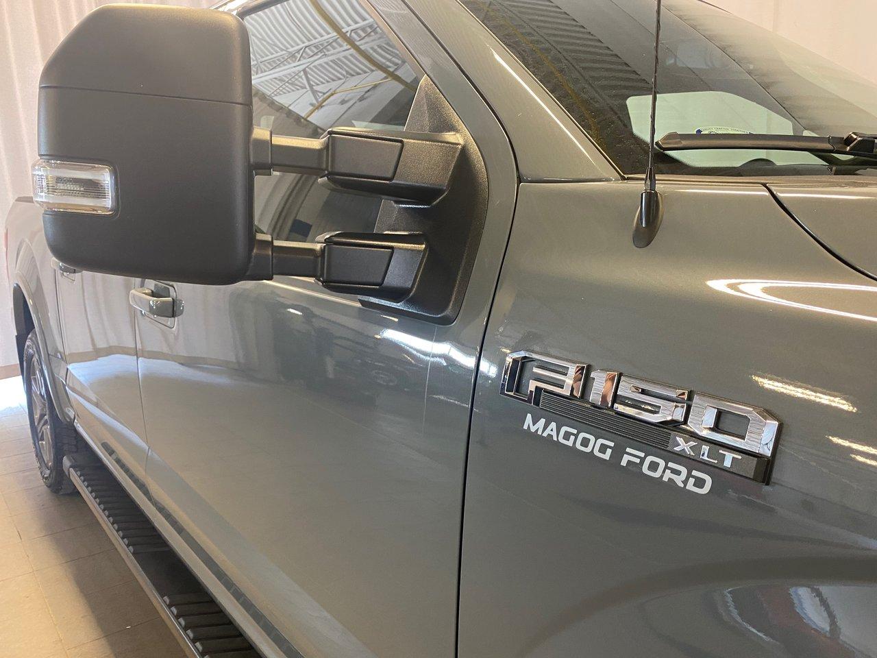 2020 Ford F-150 XLT 302A 2.7L ECO - 3.55 DIFF - BOITE 5.5 -