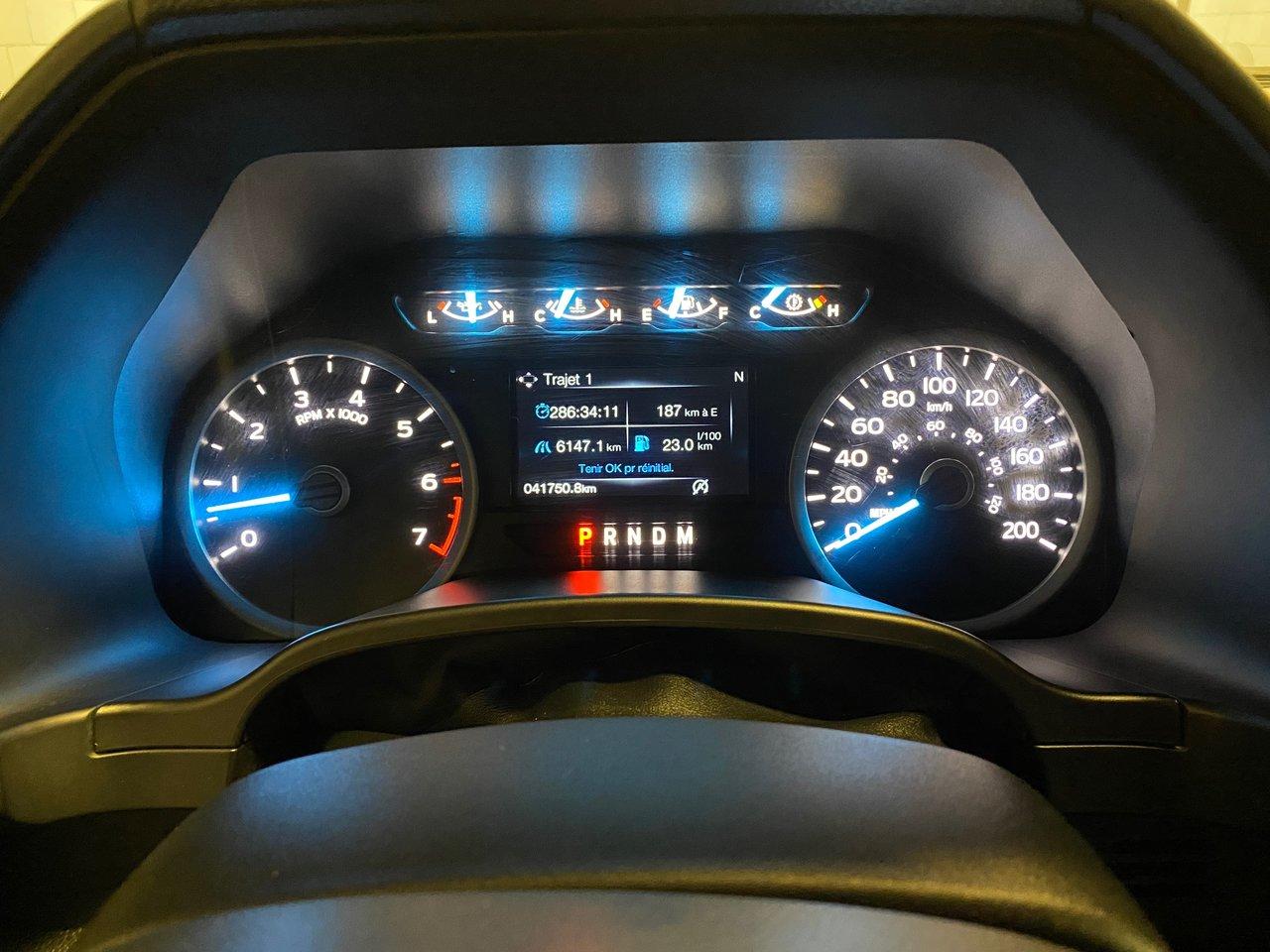 2020 Ford F-150 XLT 302A JAMAIS ACCIDENTE MOTEUR 2.7L BOITE 5.5