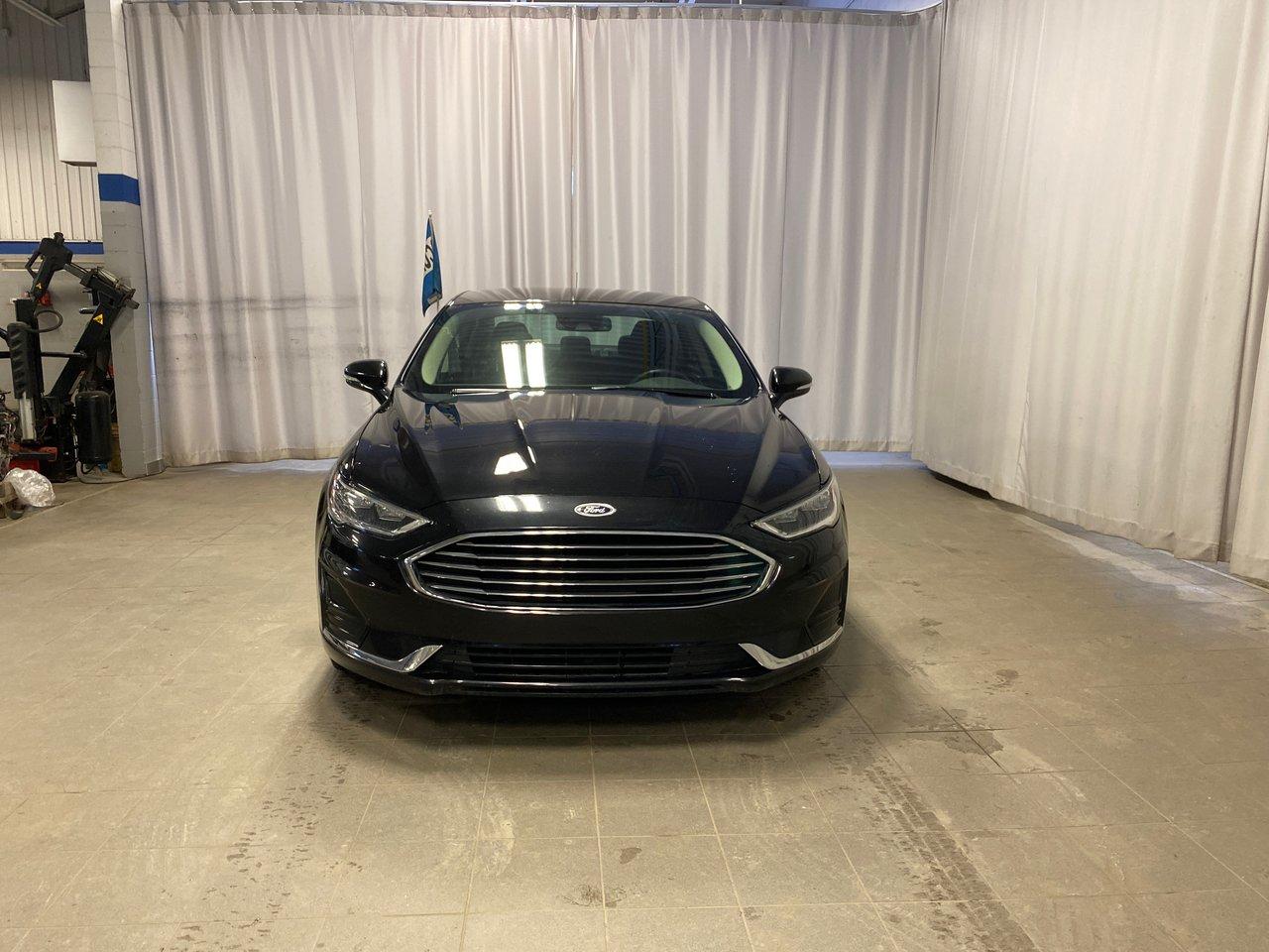 2019 Ford Fusion Energi SEL