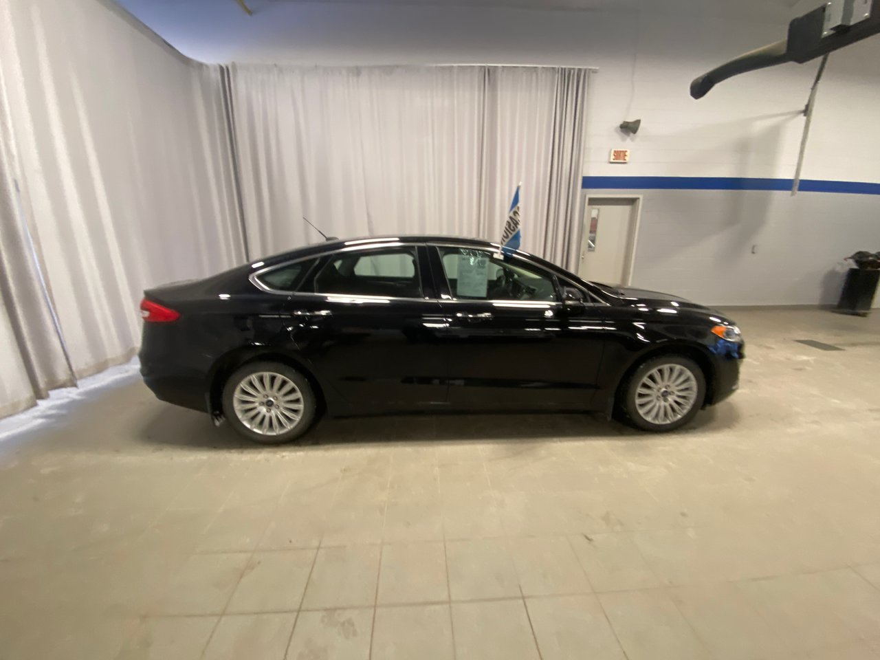 2019 Ford Fusion Energi SEL RECHARGEABLE / JAMAIS ACCIDENTEE