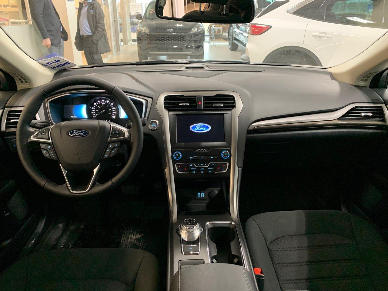 2020 Ford Fusion Energi SEL HYBRID PHEV