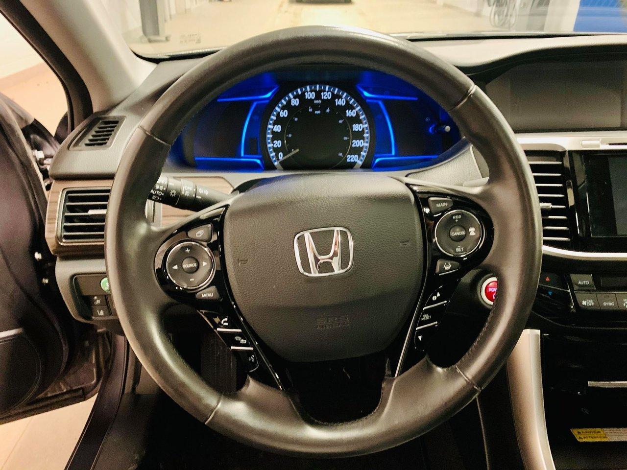 2017 Honda Accord Hybrid 4dr Sdn Touring