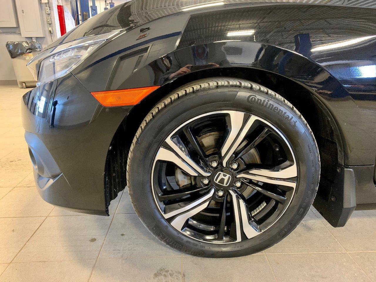 2017 Honda Civic Coupe Touring / JAMAIS ACCIDENTEE