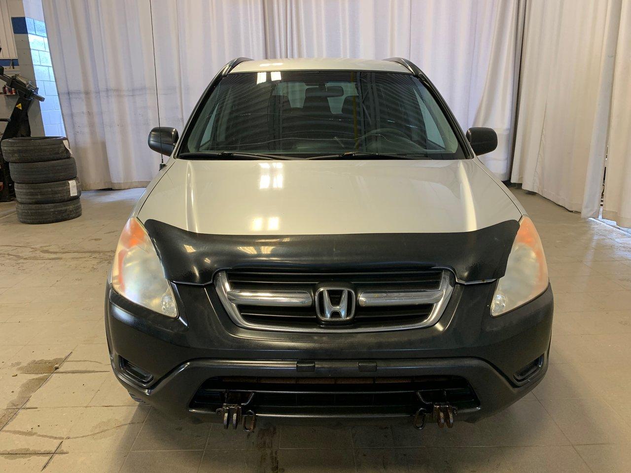 2002 Honda CR-V LX 4WD