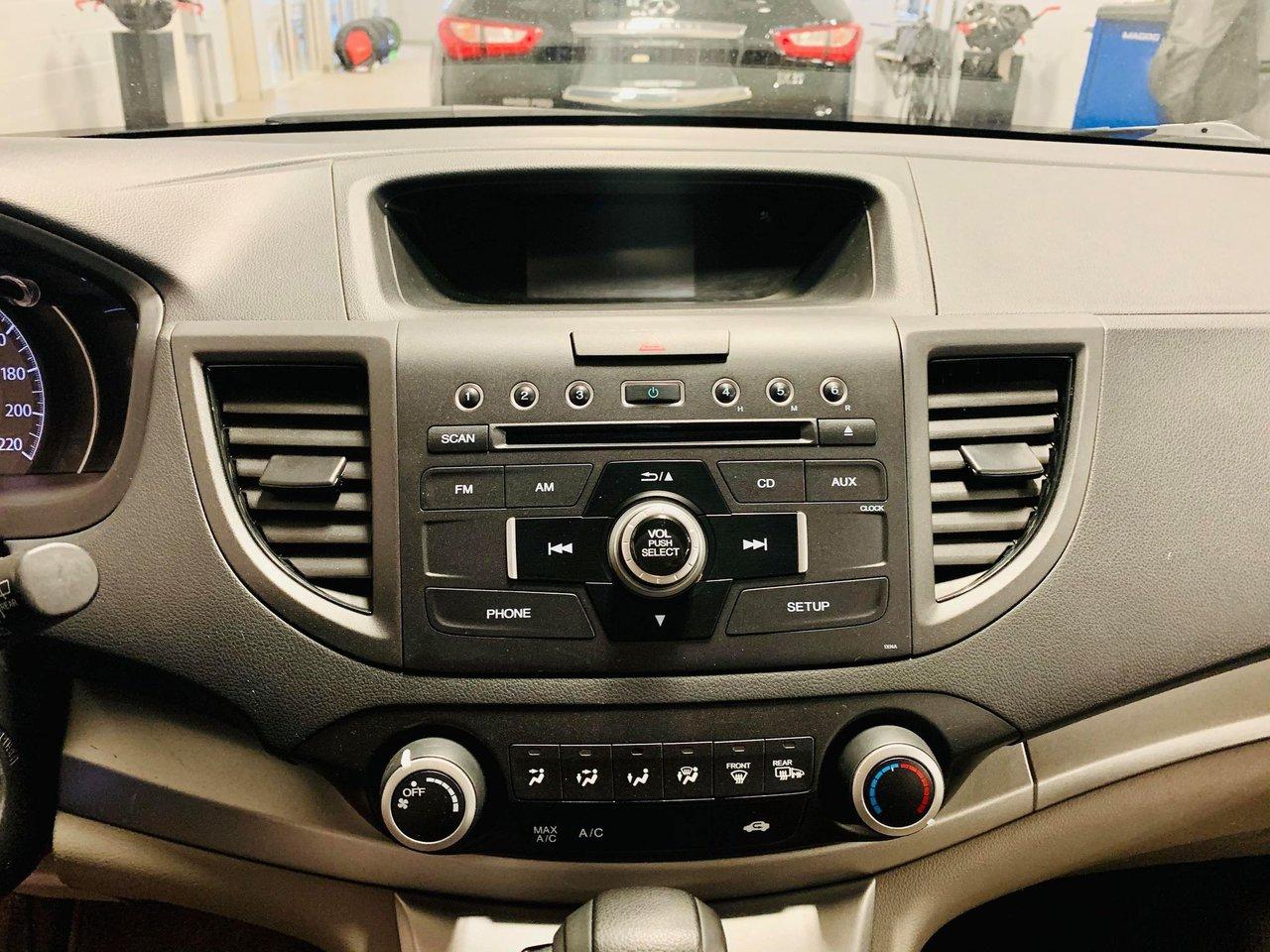 2014 Honda CR-V AWD 5dr LX / JAMAIS ACCIDENTEE