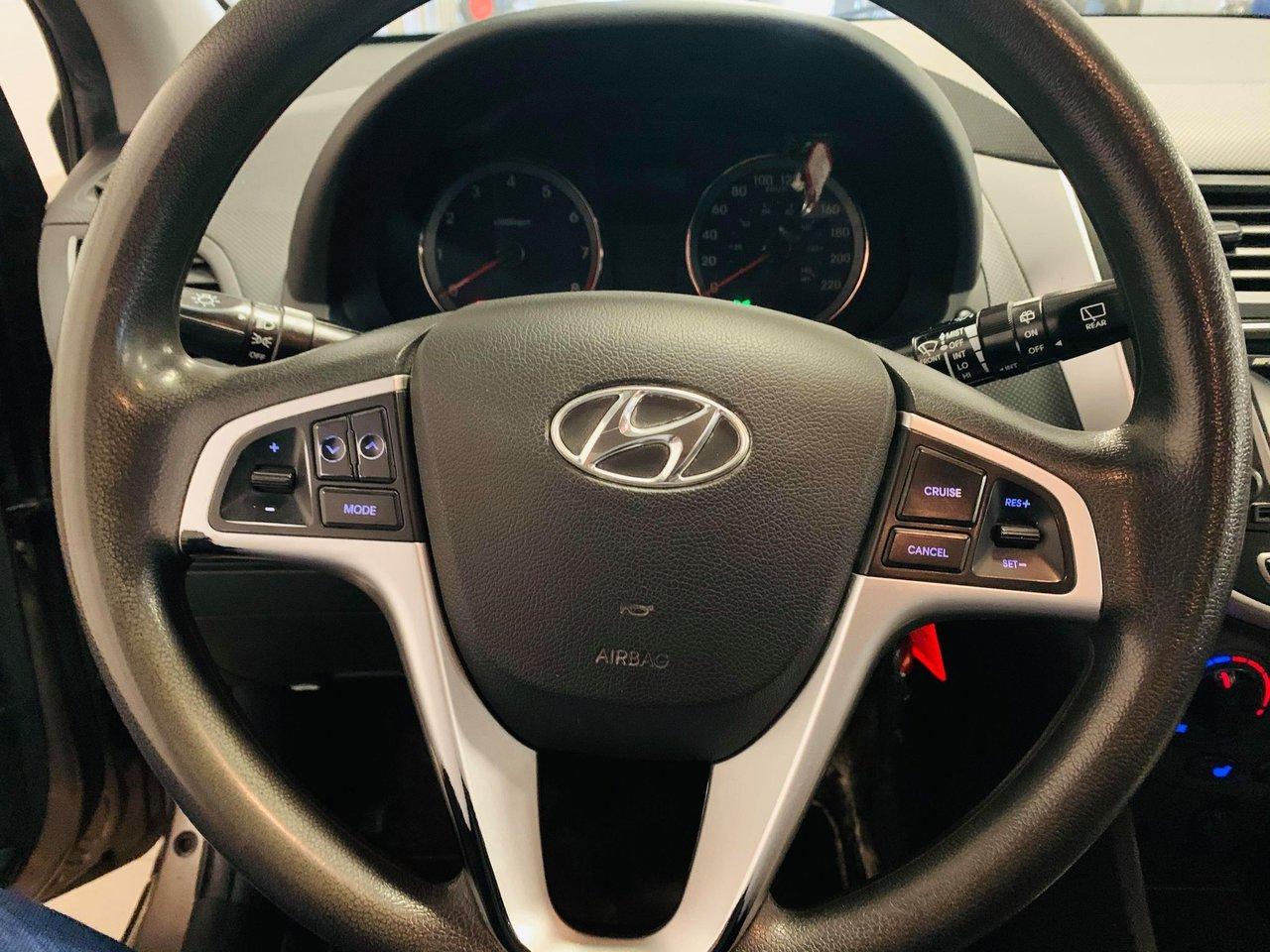 2013 Hyundai Accent 5dr HB Man GL
