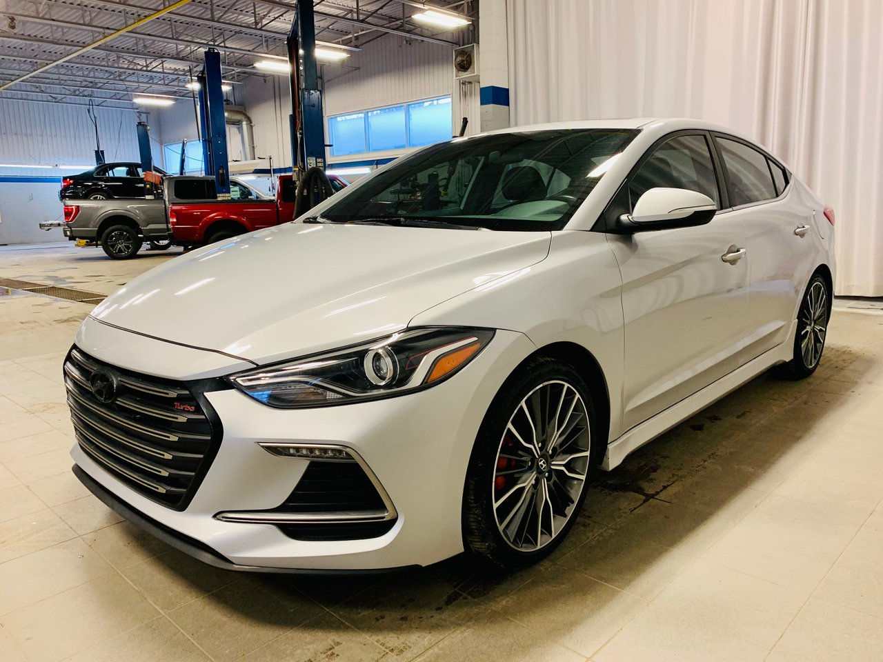2018 Hyundai Elantra Turbo / JAMAIS ACCIDENTEE
