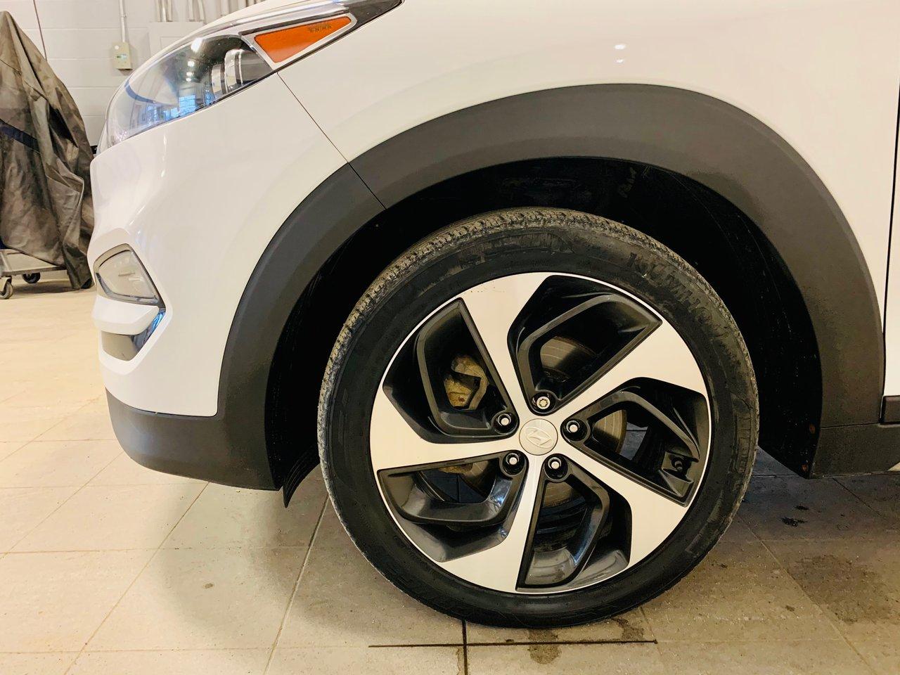 2017 Hyundai Tucson Limited AWD / JAMAIS ACCIDENTÉ