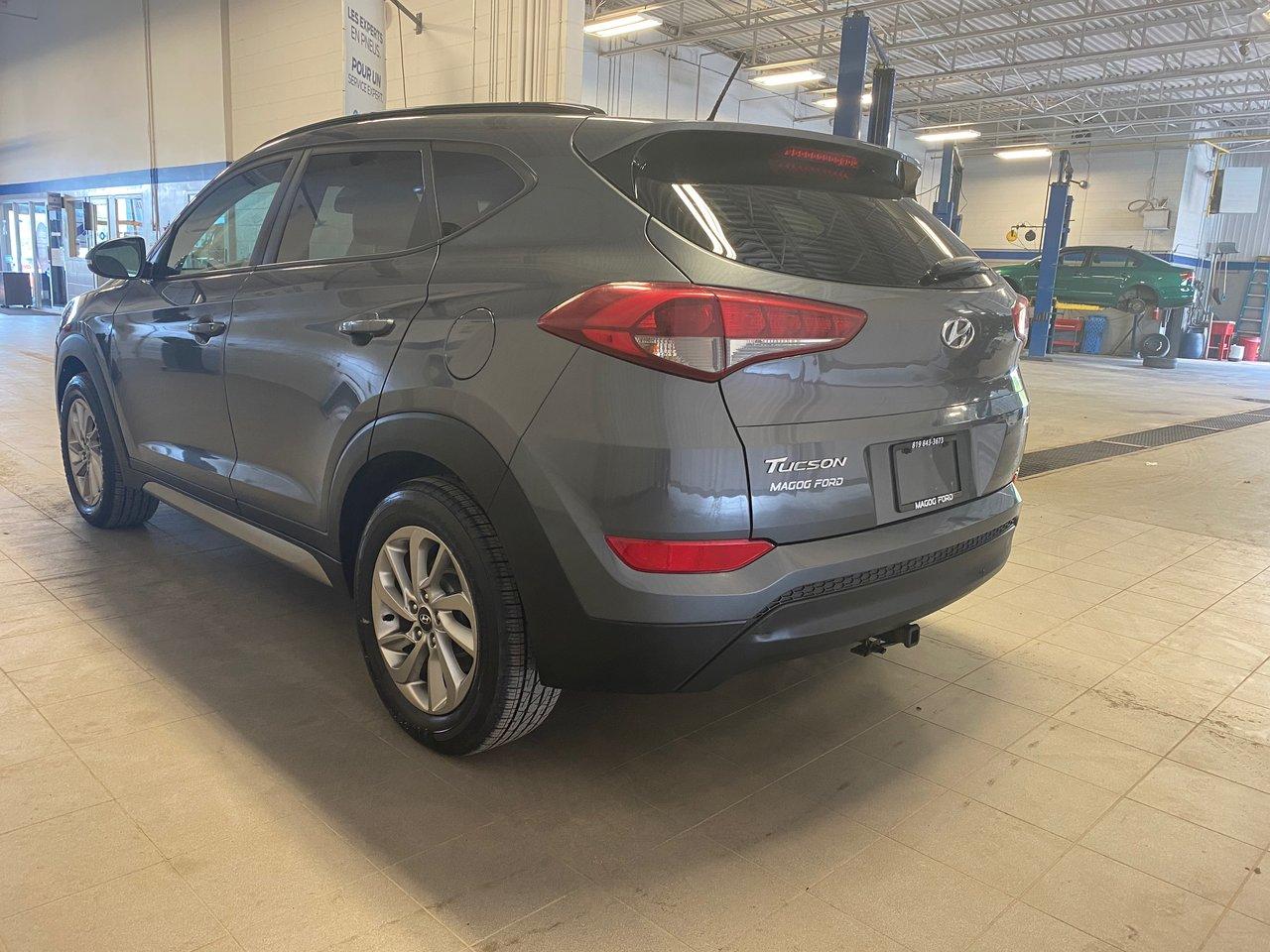 2017 Hyundai Tucson SE AWD-AWC-4WD  EN CUIR AVEC TOIT PANORAMIQUE