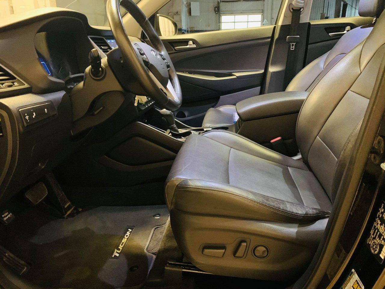 2018 Hyundai Tucson 2.0L SE AWD