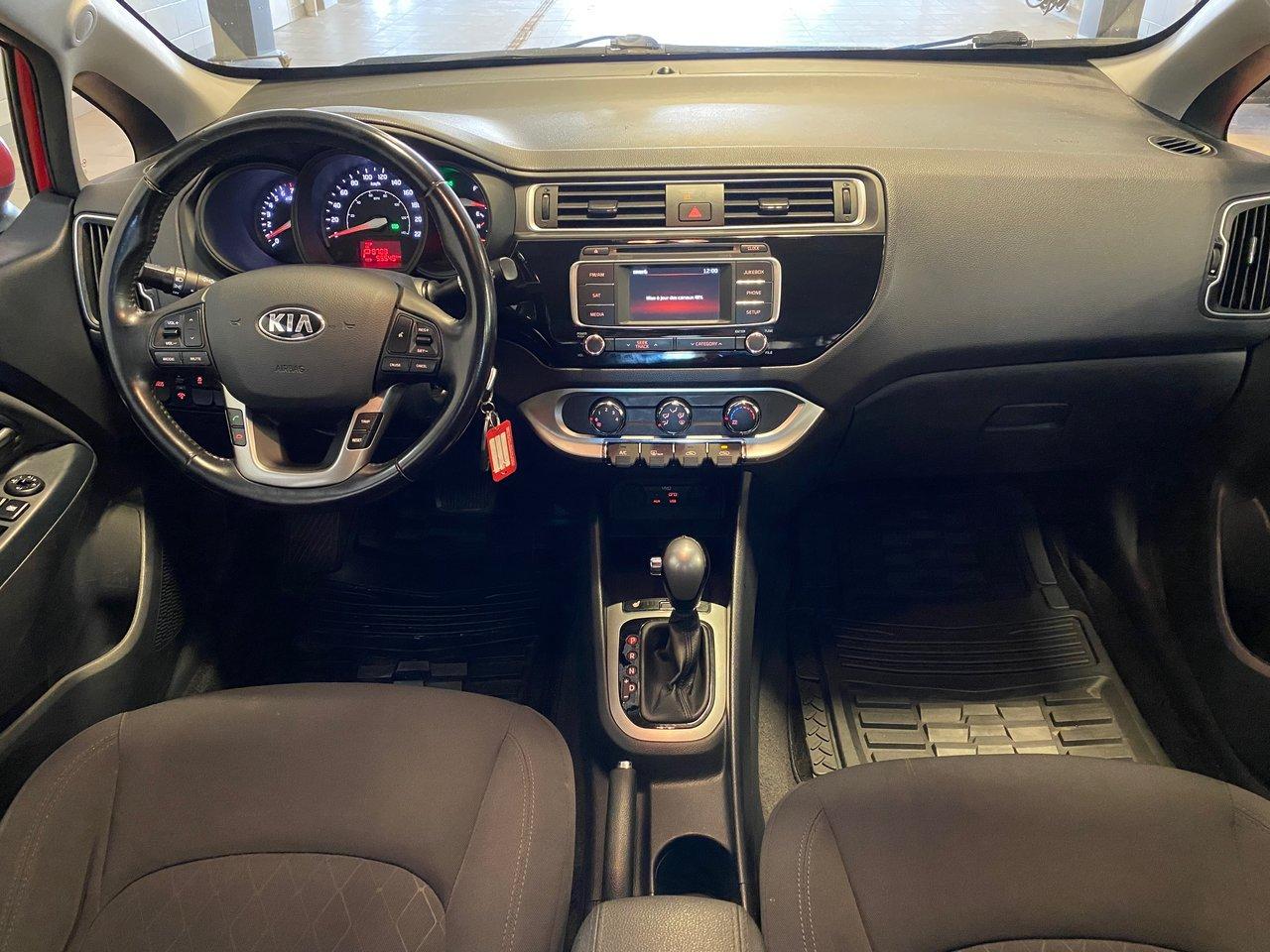 2016 Kia Rio EX GDI AUTO A/C ET +++