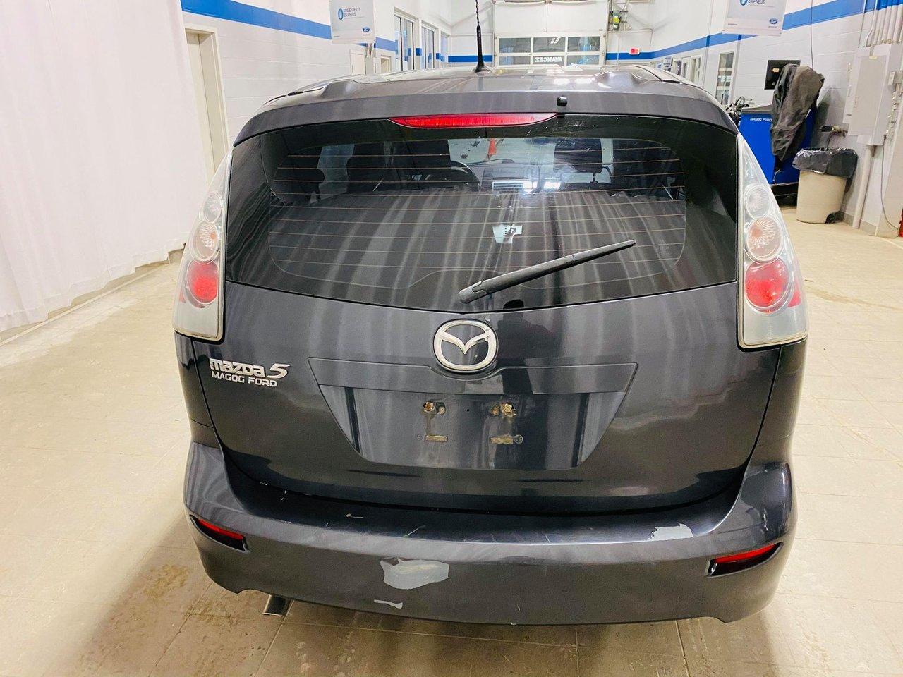2006 Mazda Mazda5 5dr GS Auto