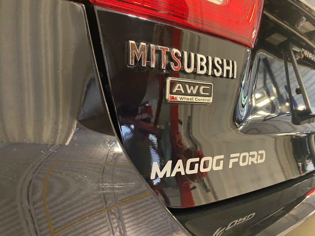2018 Mitsubishi RVR LIMITED / BLACK EDITION