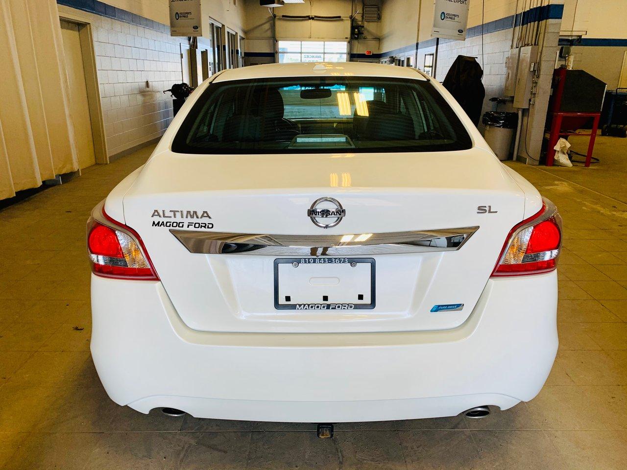 2013 Nissan Altima SL 2.5L / SIÈGES CHAUFFANTS +JAMAIS ACCIDENTÉ