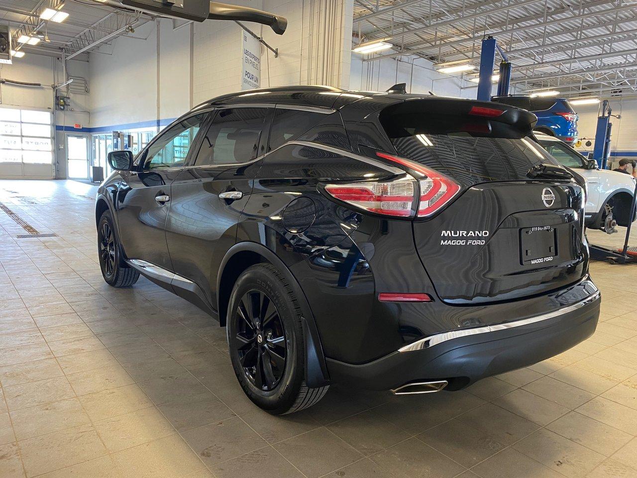 2017 Nissan Murano S / SIÈGES CHAUFFANTS + AIR CLIMATISÉ