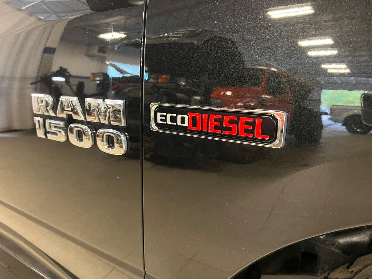 2015 Ram 1500 Tradesman Supercrew JAMAIS ACCIDENTE