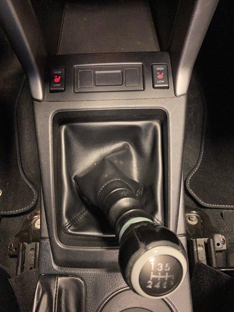 2015 Subaru Forester TOURING AWC-AWD-4AWD MANUEL