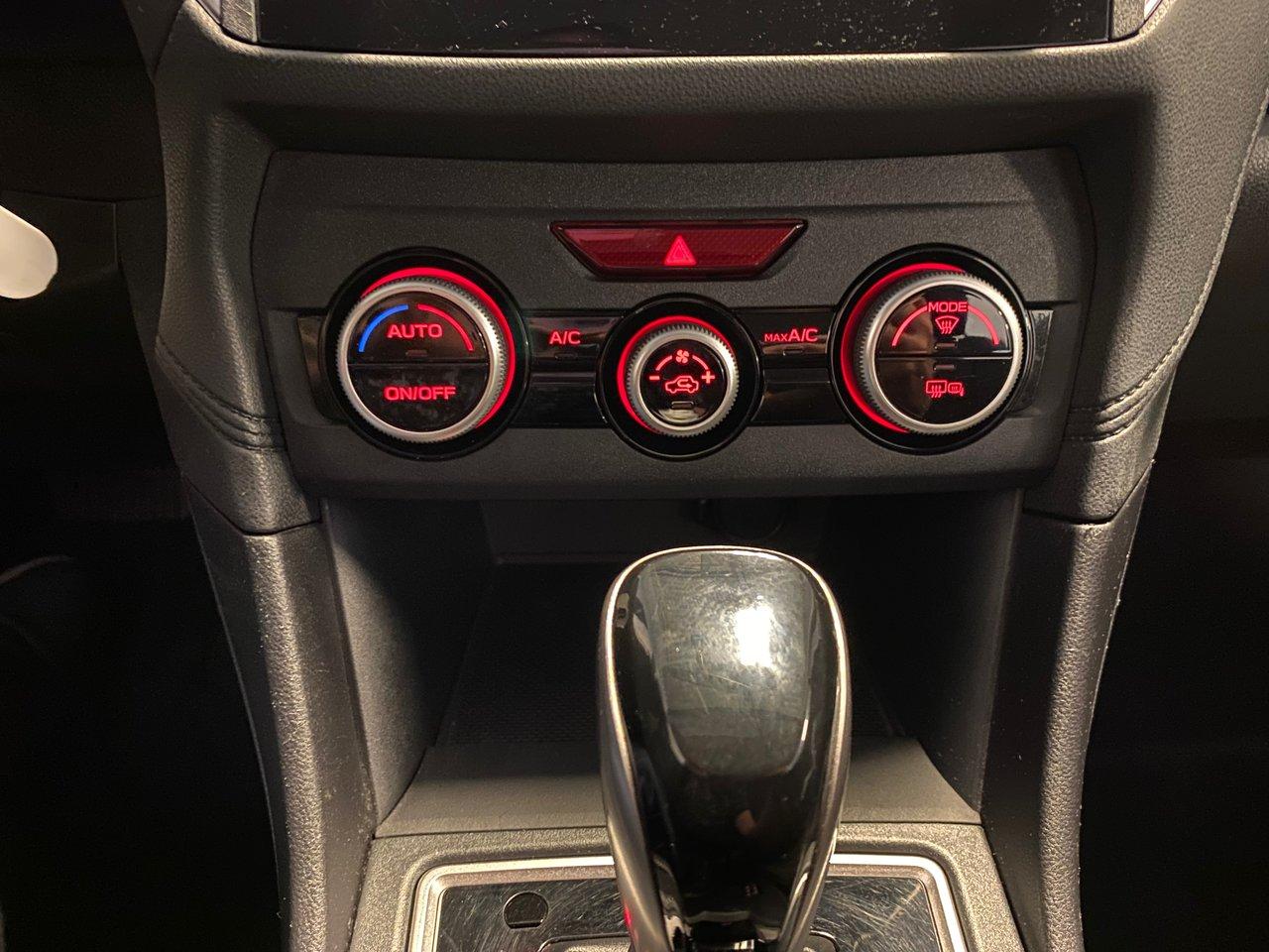 2019 Subaru Impreza TOURING 2.0L AWD