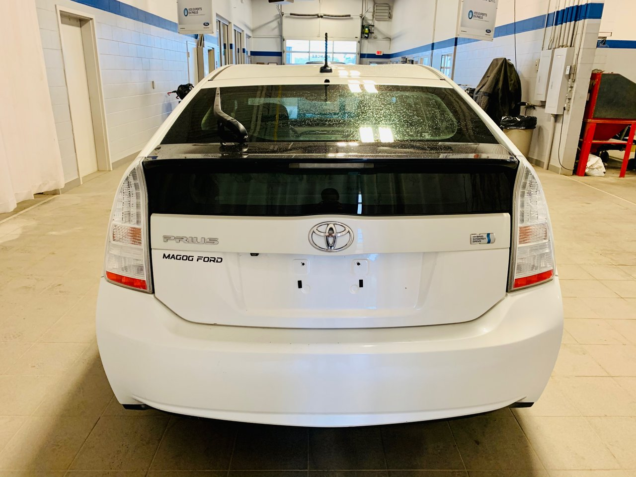 2010 Toyota Prius 5dr HB