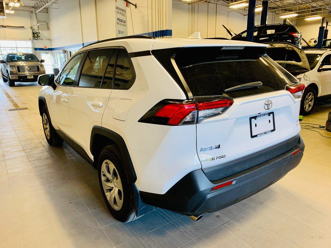 2020 Toyota RAV4 LE AWD / JAMAIS ACCIDENTEE