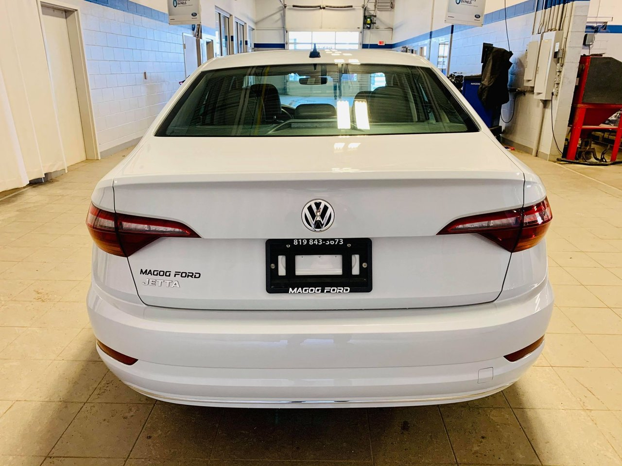 2019 Volkswagen Jetta Highline Manual