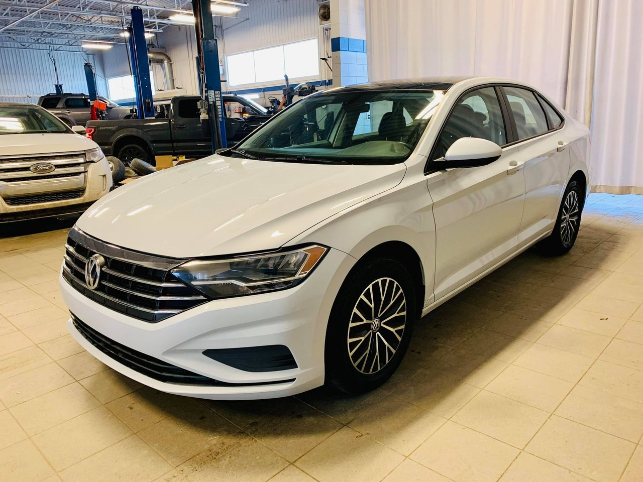 2019 Volkswagen Jetta Highline Manual / JAMAIS ACCIDENTEE