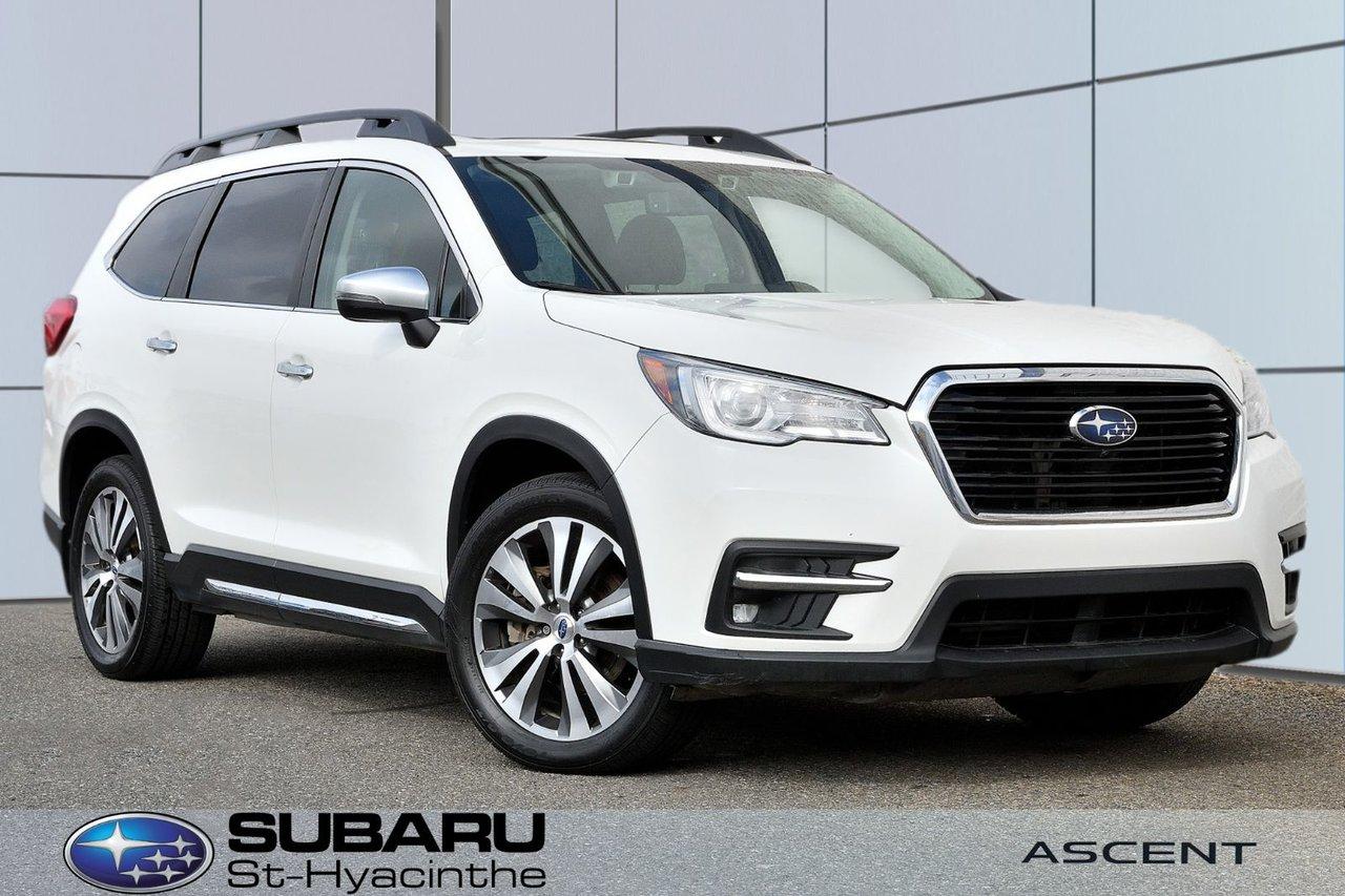 Subaru Ascent 2019 Premier, eyesight, navigation, cuir, apple ca