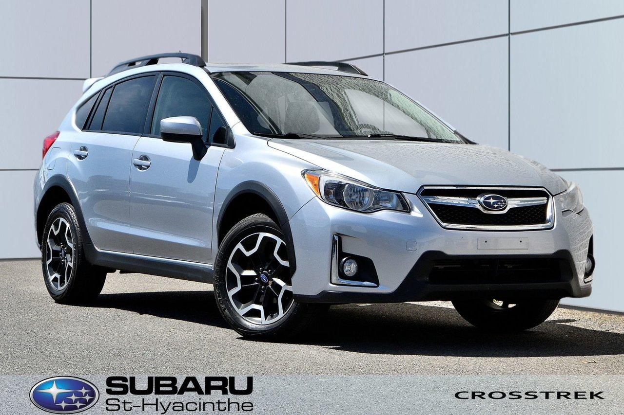 Subaru Crosstrek 2016 Sport, bluetooth, sieges chauffants, caméra d