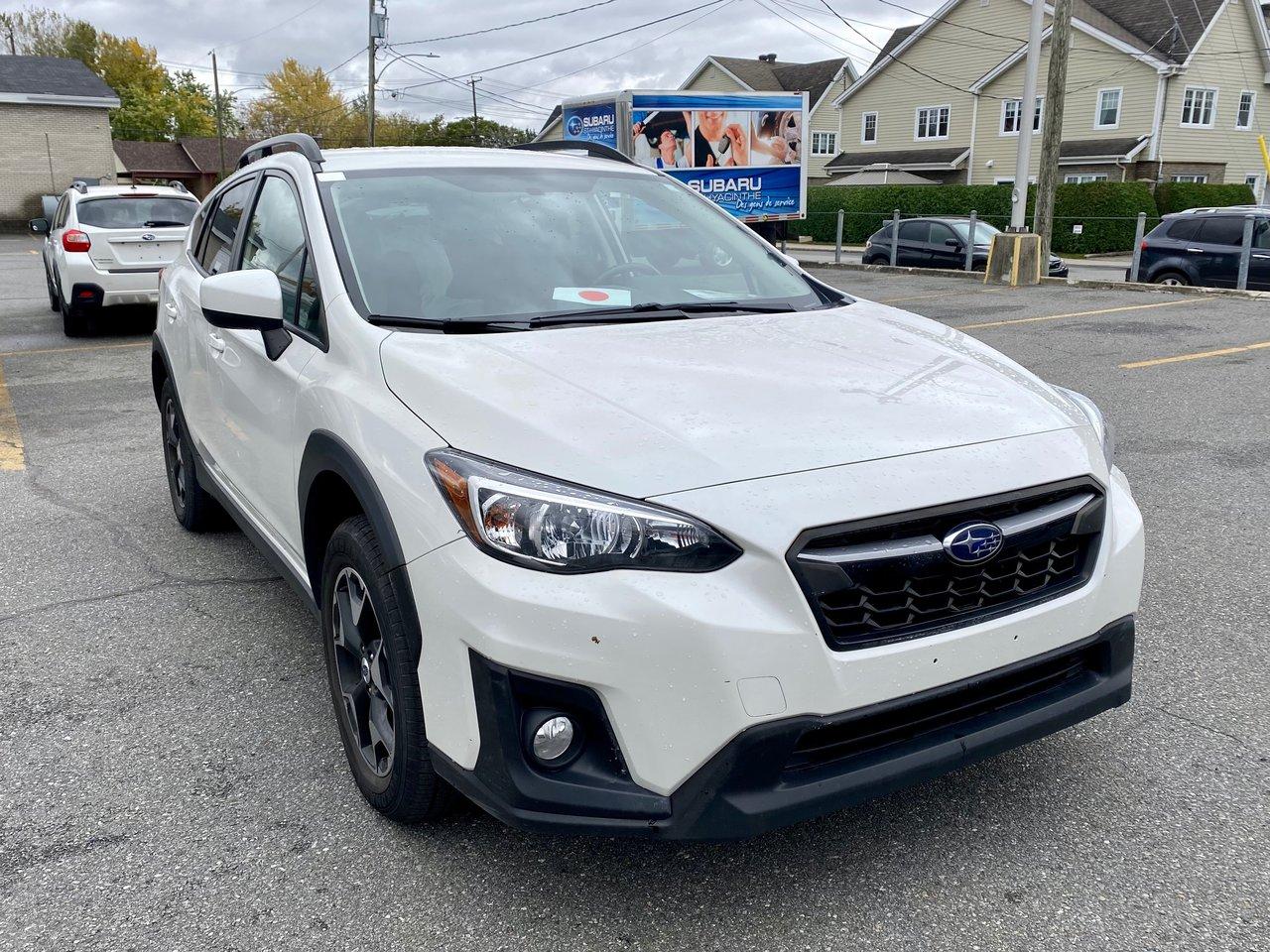Subaru Crosstrek 2018 Touring, apple carplay, android auto, bluetoo