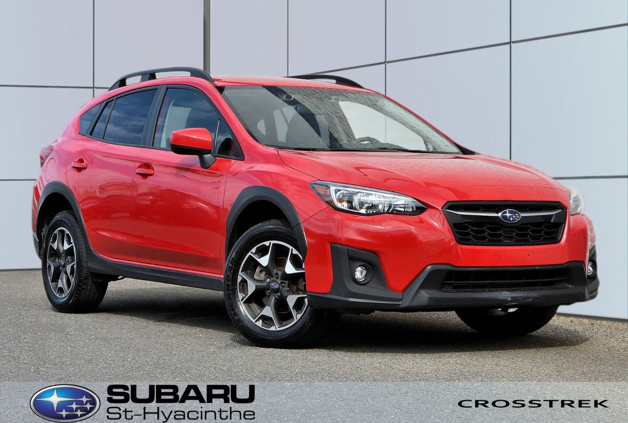Subaru Crosstrek 2020 Touring, eyesight, apple carplay, android aut