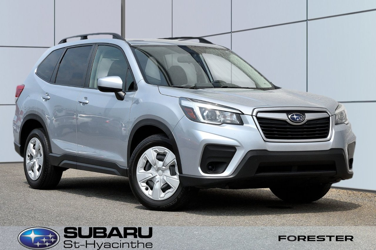 Subaru Forester 2019 Convenience,  Apple carplay,  Android auto,