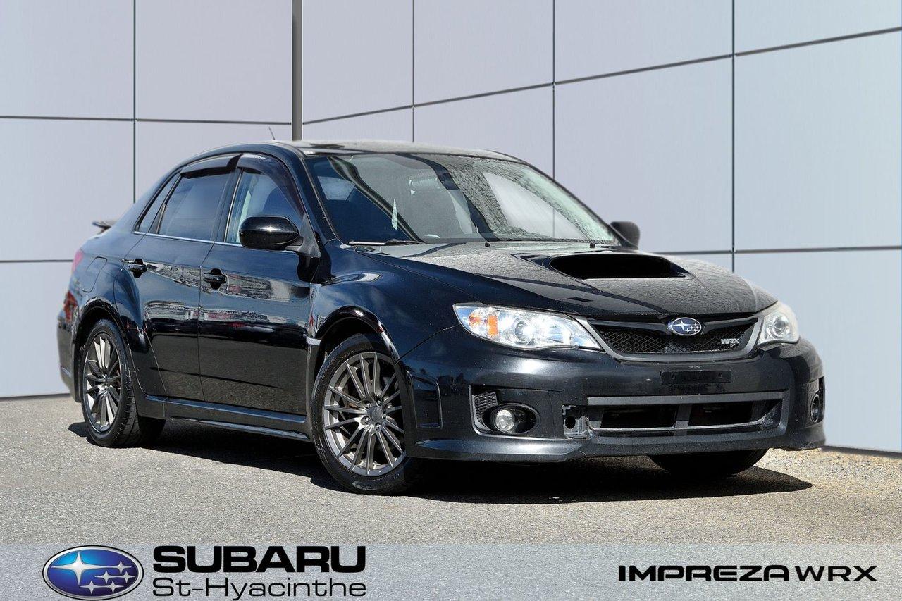 Subaru WRX / WRX STI 2013 Limited, cuir, bluetooth, toit ouvrant, group