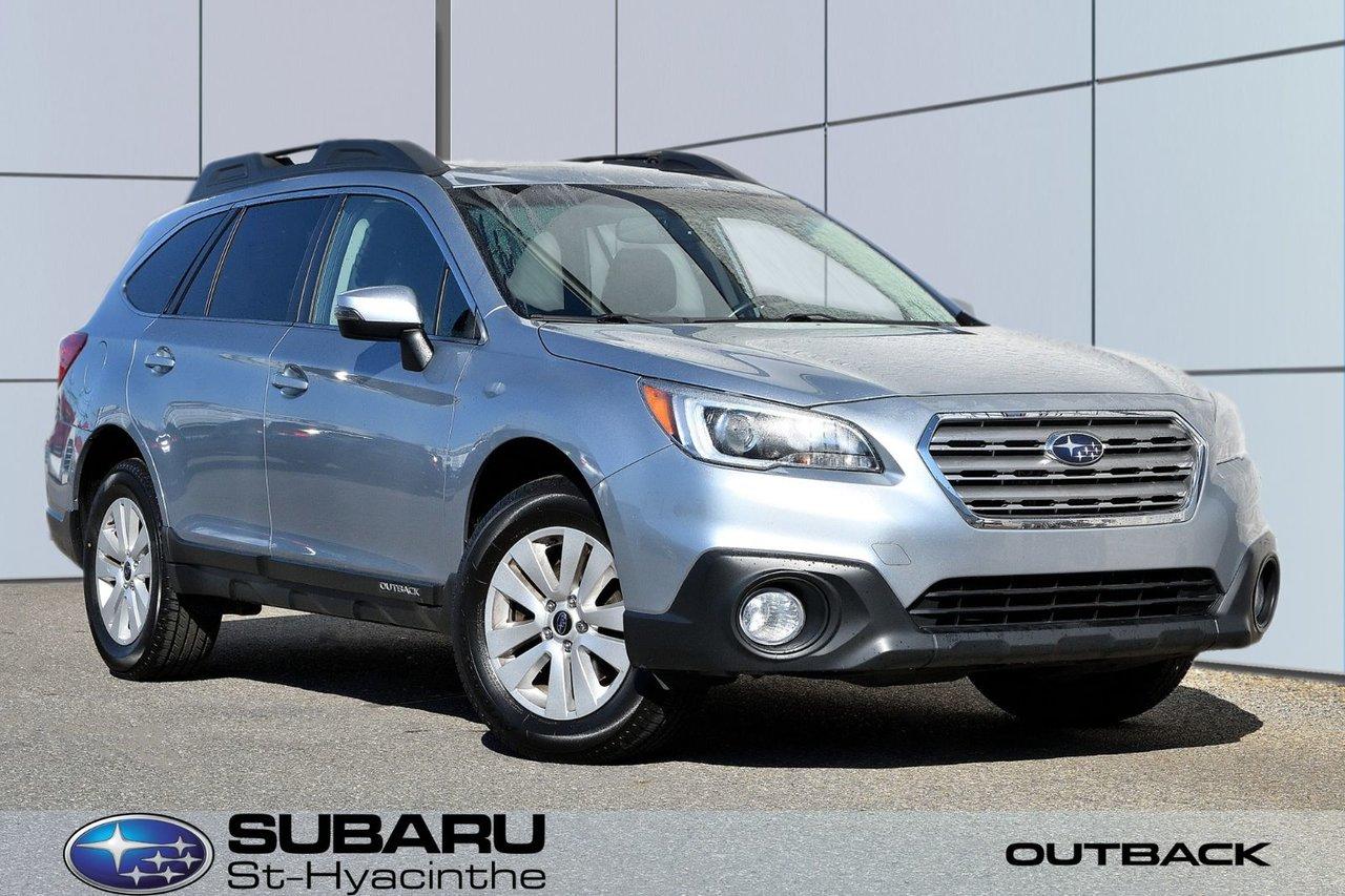 Subaru Outback 2017 Touring, bluetooth, toit ouvrant, sièges chau