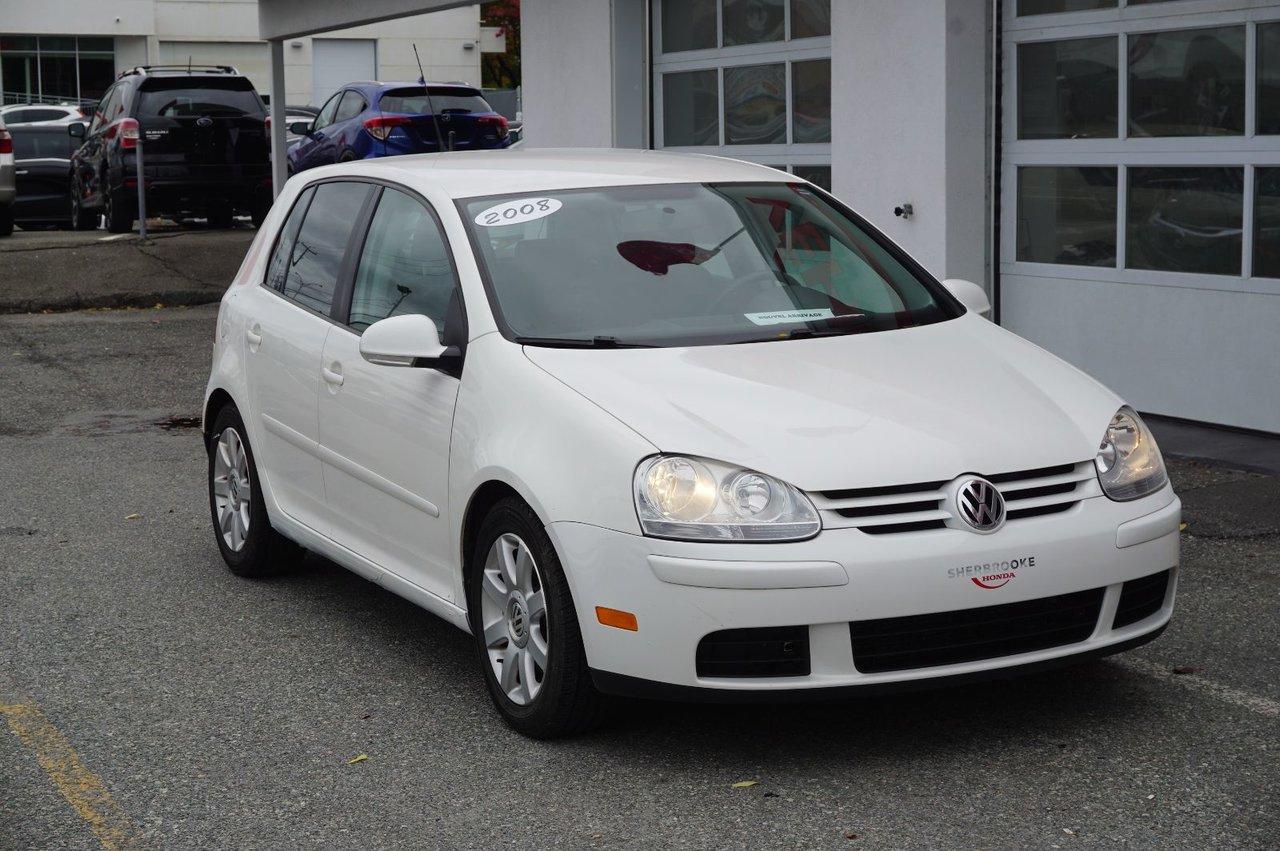 2008 Volkswagen  Rabbit Trendline, air climatisé.
