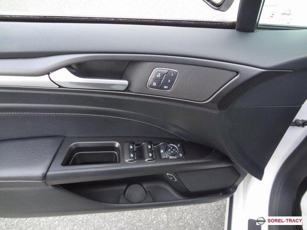 2017 Ford Fusion Energi Gps Cuir