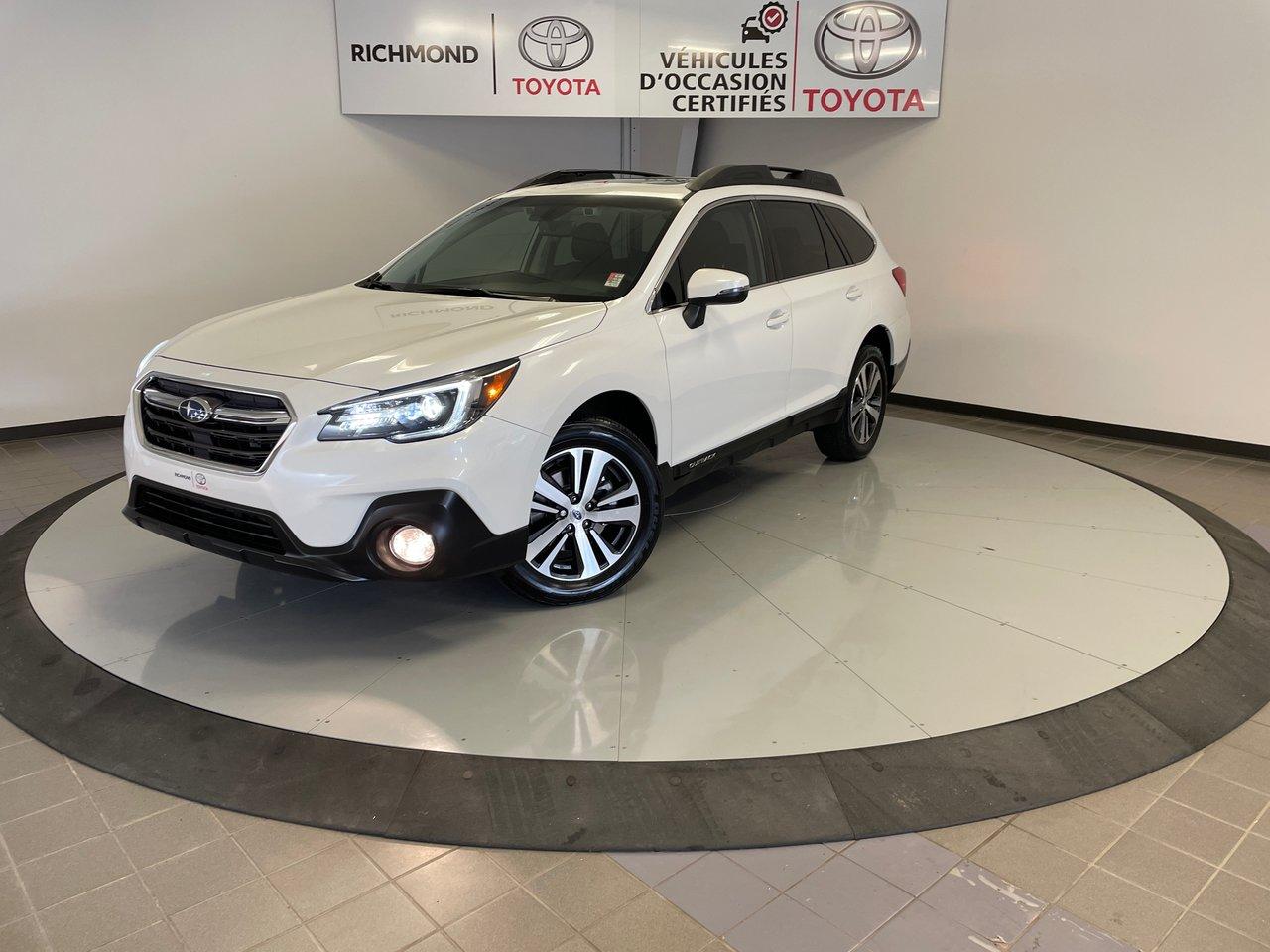 Subaru Outback 2019 Limited  EYESIGHT PACKAGE